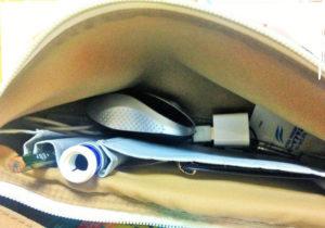 鞄の中のマウス