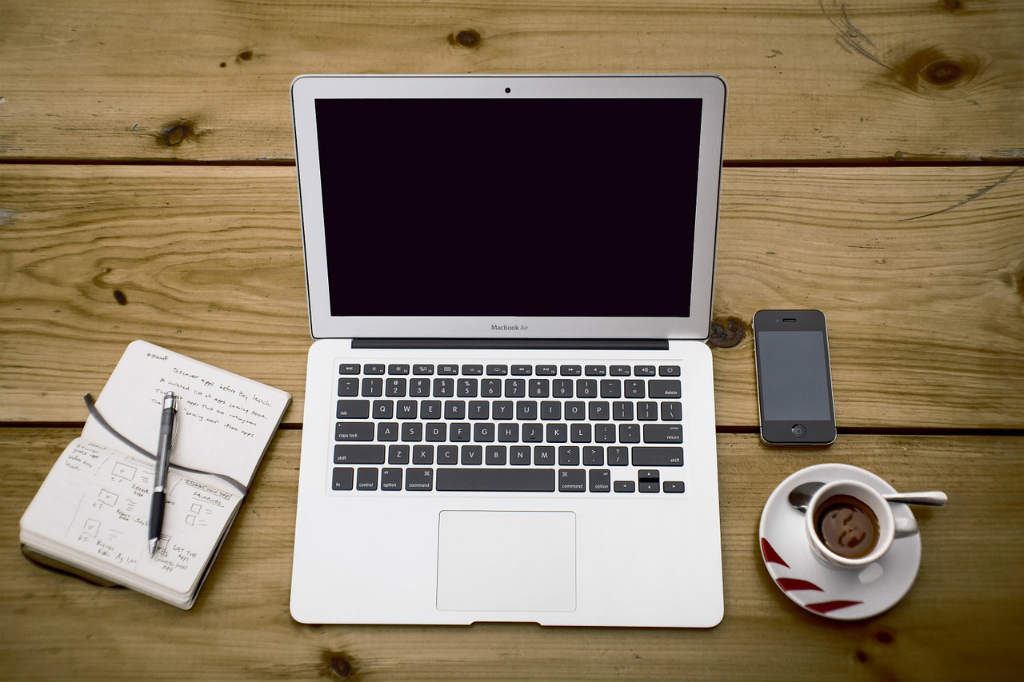 ブログ執筆の準備