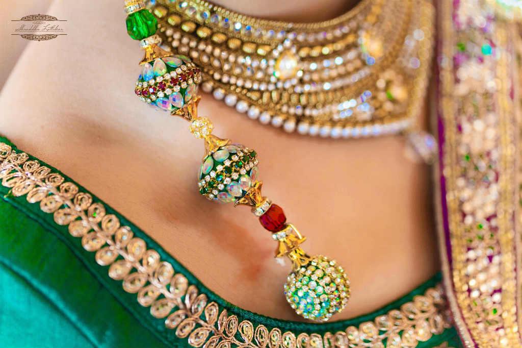 インド人の女性