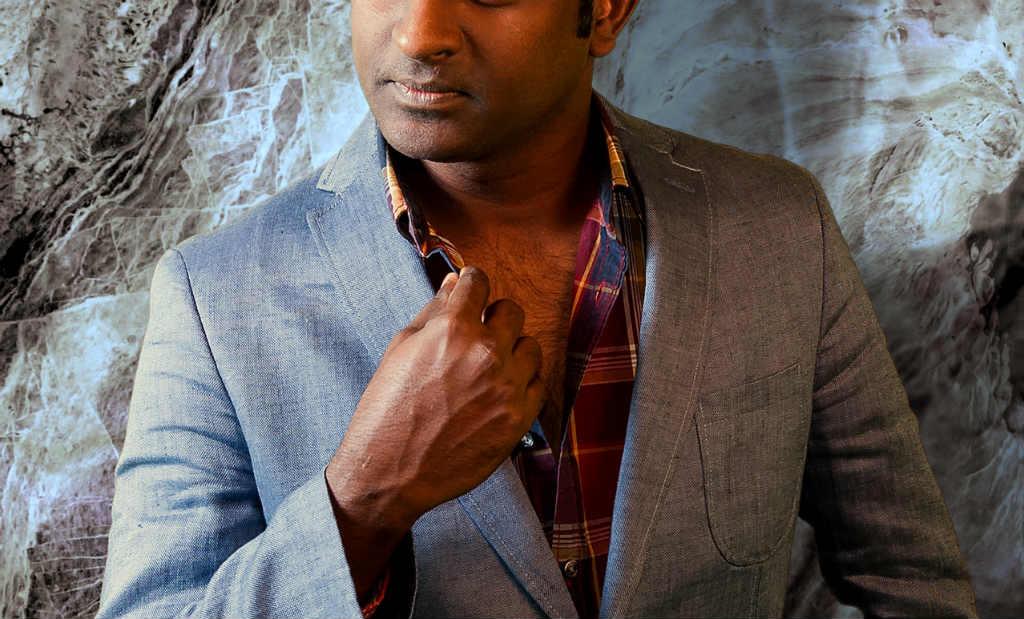 インド人男性