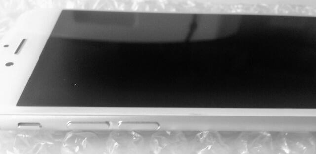 iphone6sの表側