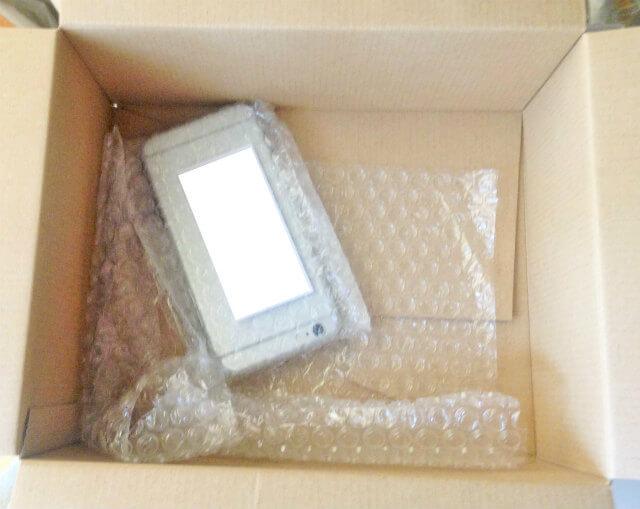 箱に入ったiphone6s