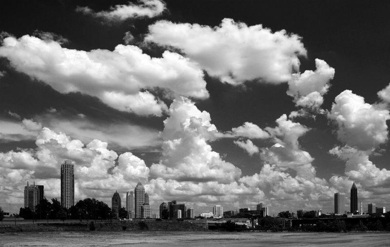 アトランタの風景
