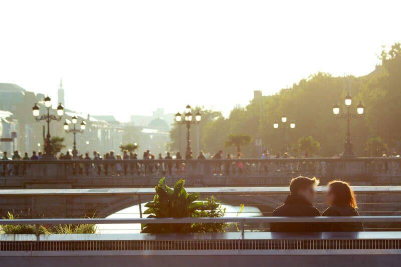 街の恋人たち