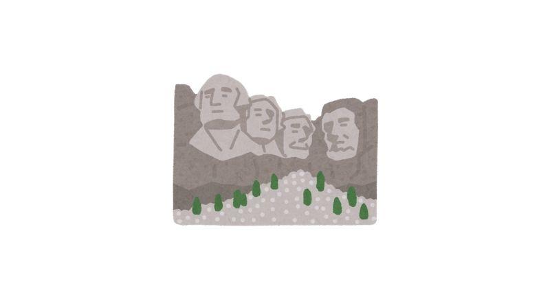 ラシュモア山